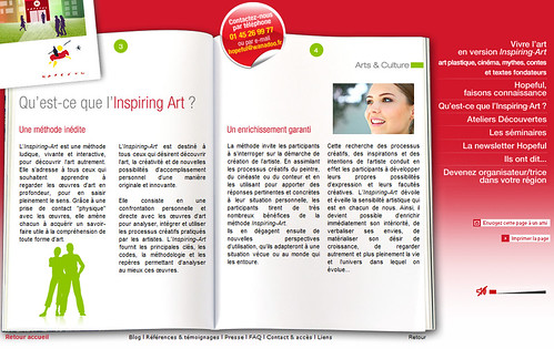 Inspiring Art by L'agence Medianet