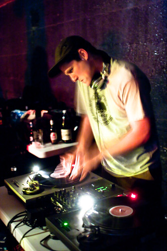 DJ Chris Beale @ Retox Lounge