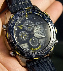citizen wr100