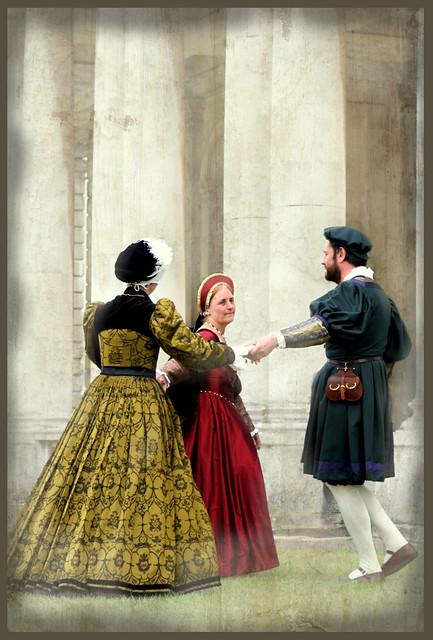 Tudor dance