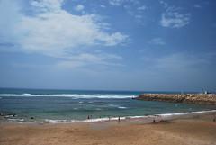 Playa de Assilah (ro.ramirez) Tags: nikon maroc marocco marruecos asilah d60 assilah