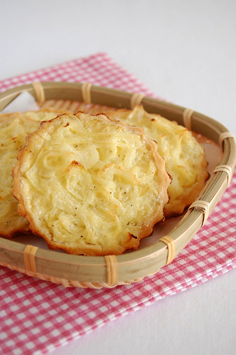 Onion tartlets / Tortinhas de cebola