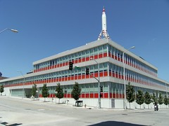 TWA Building- Kansas City, MO (redfusee) Tags: twa moonliner