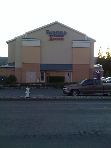 Fairfield Inn and Suites by Marriott at Ukiah