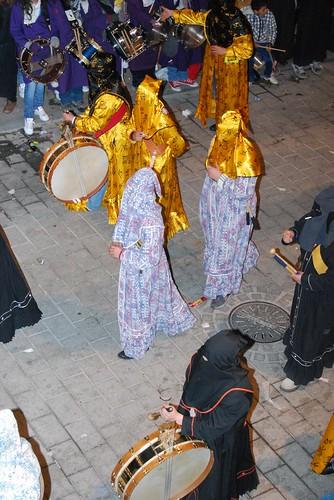 Desfile Jornadas Hellín - Moratalla