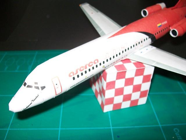 """DC-9 30 Aserca  YV1922 """"Santísima Trinidad"""" 4618798550_7a7bc7c34b_z"""