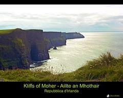 Kliffs of Moher - Aillte an Mhothair - Irlanda - Clare, Contea della Repubblica d'Irlanda - 1
