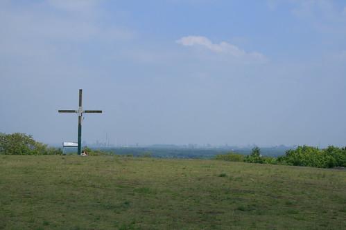 Gipfelkreuz auf dem Pattberg