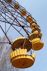 Prypiat amusement park (bousinka) Tags: nuclear ukraine disaster april 1986 2010 chernobyl