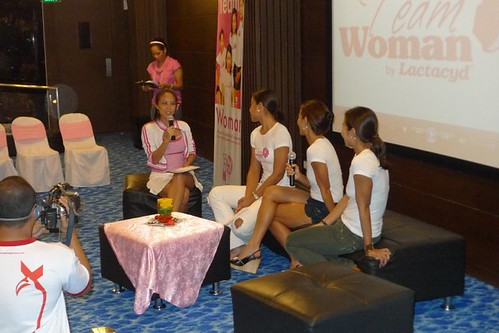 Lactacyd Team Woman Run Presscon: Q&A