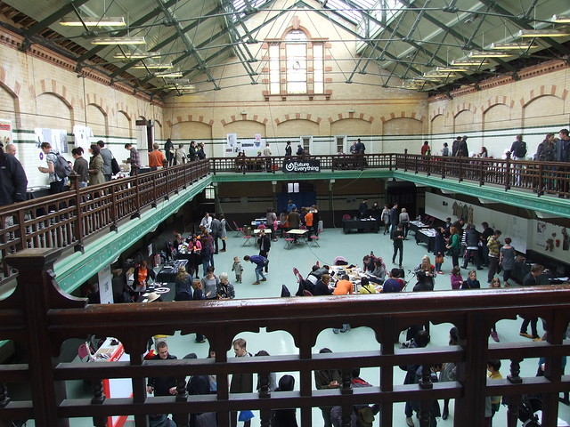 The Postal Project, Victoria Baths, Manchester (25)