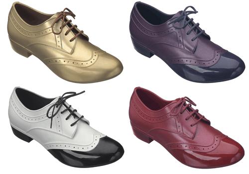 sapato feminino oxford 2011