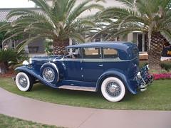 1929 Duesenberg Model J Clear Vision Sedan at Amelia Island (gswetsky) Tags: classic car antique auction murphy duesenberg ameliaisland