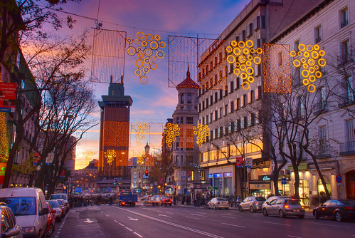Madrid Christmas Lights 03