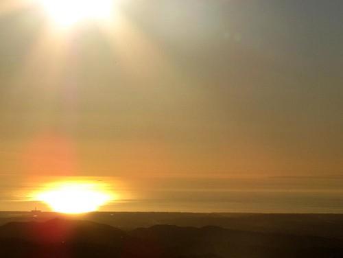 Sunset 1.17.09