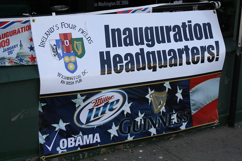 4 Ps Inauguration Headquarters