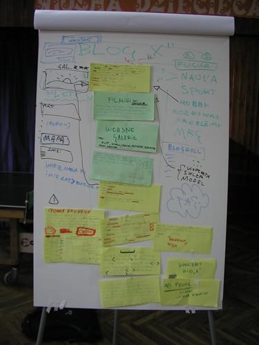 Warsztaty zblogowania - projekt Raport dla Babic
