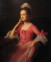 Dorothy Quincy (Mrs. John Hancock) - John Singleton Copley, 1772 (rosewithoutathorn84) Tags: portrait art boston painting dorothy quincy mfa massachusetts colonial wife johnhancock revolutionary copley 18thcentury museumoffinearts johnsingletoncopley