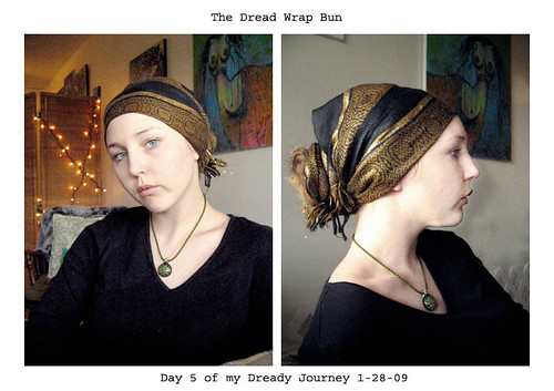 Dread Wrap- Day 5