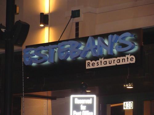 Esteban's
