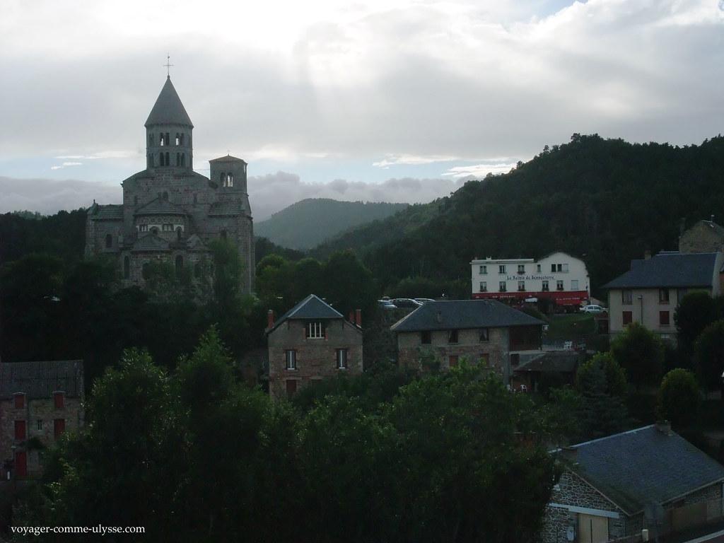 Paisagem da Auvergne