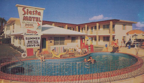 Siesta Motel Redington Beach Florida