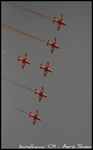 Surya Kiran formation