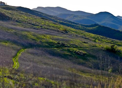 Santa Rosa trail
