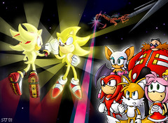 SonicBlackKnight - Steven T J