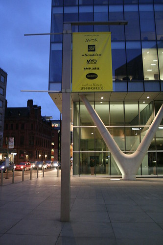 Manchester by Night - Spinningfields 010