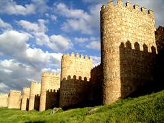 [フリー画像] [人工風景] [建造物/建築物] [城/宮殿] [スペイン風景]       [フリー素材]