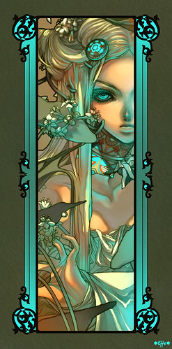Turquoise by Fabio Barboni