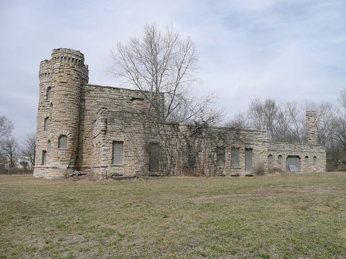 Kansas City Workhouse Castle by you.