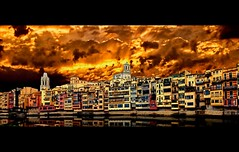 Girona (Jose Luis Mieza Photography) Tags: spain flickr award catalonia catalunya catalua cubism supershot benquerencia flickrshop abigfave reinante platinumphoto impressedbeauty jlmieza reinanteelpintordefuego joseluismieza