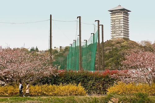 納骨タワー