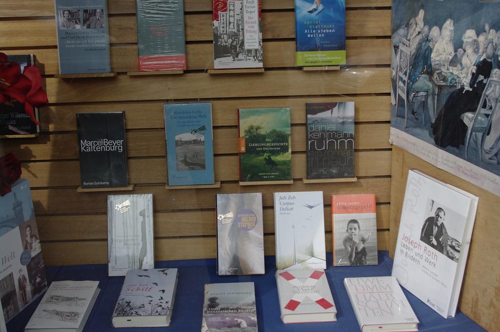 german bookstore