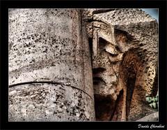 Passione di Cristo Sagrada Familia (Davide Cherubini) Tags: barcelona cristo sagradafamilia barcellona pasqua passione subirach cherubini dcherubini flagellazione davidecherubini