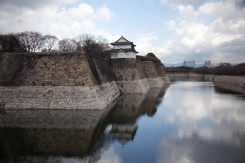 walls and moat