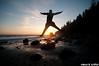 Jump over the Sun