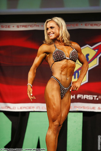 US Bodybuilding Tips female