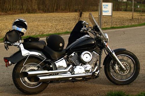 My Vstar 1100