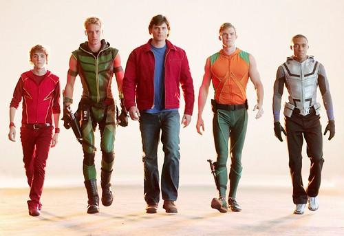 Liga de la Justicia Smallville