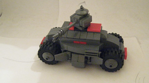 The CHAMPION Class Armored Car