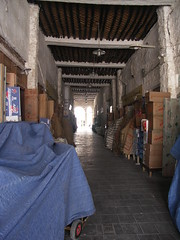 Friday morning (naominw) Tags: closed market souq doha qatar