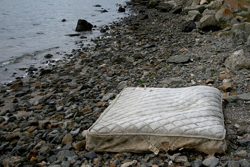 Beached Mattress