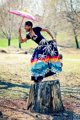 Freestyle Photoshoot: Christie Pits