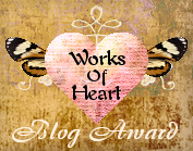 AWARD WORK OF HEART