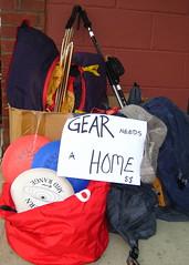 Rock/Creek 2 North Shore Hosts Used Gear Sale