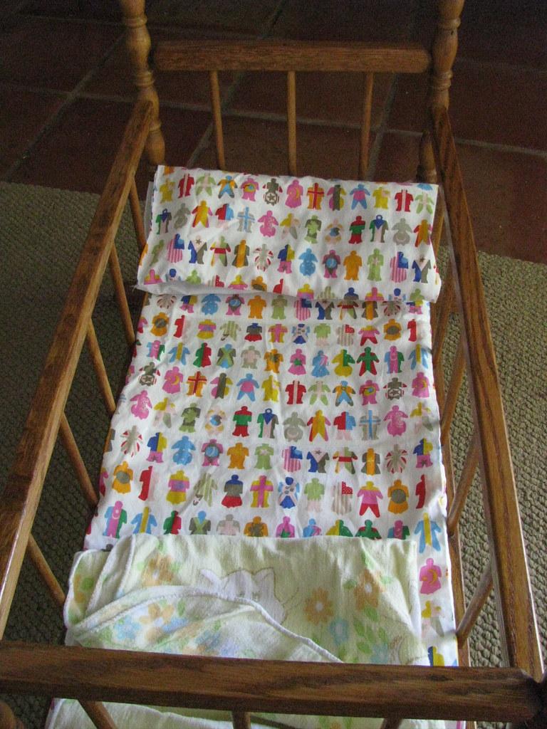 Doll Crib Score