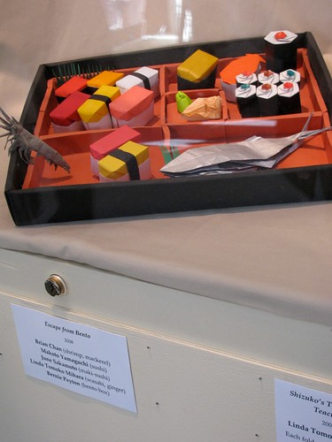 Origami Sushi (Escape from Bento)